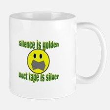 Silence is Golden Mug