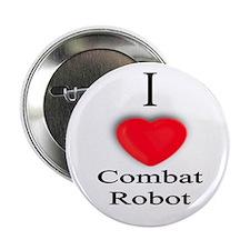 "Combat Robot 2.25"" Button (10 pack)"