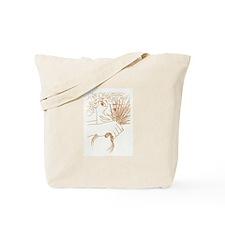 Hula `Uli`uli Tote Bag