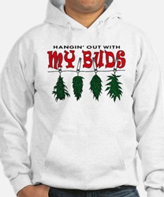 Hangin Out with My Buds Hoodie Sweatshirt