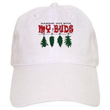 Hangin Out with My Buds Baseball Cap