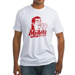 Mullets Fitted T-Shirt