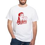 Mullets White T-Shirt
