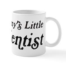 Mommys Little Scientist Mug
