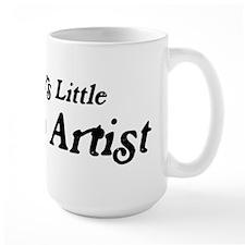 Mommys Little Tattoo Artist Mug