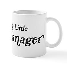 Mommys Little Sales Manager Mug