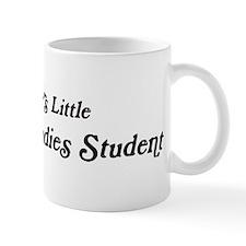 Mommys Little Religious Studi Mug
