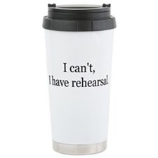 Funny Actors Travel Mug