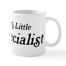 Mommys Little Pr Specialist Mug