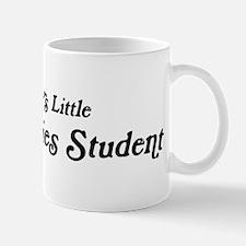 Mommys Little Peace Studies S Mug