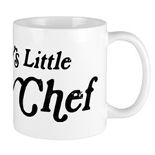 Mommys Little Pastry Chef Small Mug