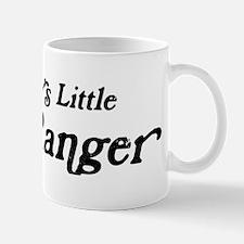 Mommys Little Park Ranger Mug