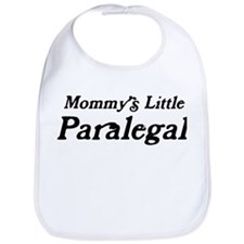 Mommys Little Paralegal Bib