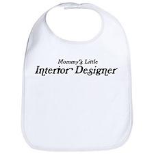 Mommys Little Interior Design Bib