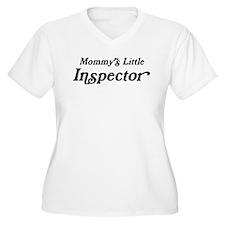 Mommys Little Inspector T-Shirt