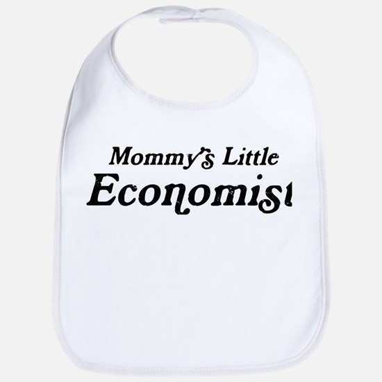 Mommys Little Economist Bib