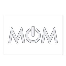 Power Mom Postcards (Package of 8)