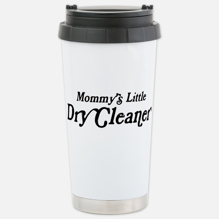 Mommys Little Dry Cleaner Stainless Steel Travel M