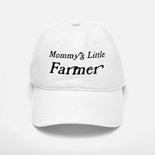 Mommys Little Farmer Baseball Baseball Cap