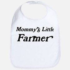 Mommys Little Farmer Bib