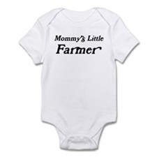 Mommys Little Farmer Infant Bodysuit