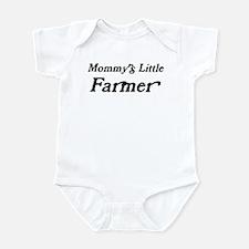 Mommys Little Farmer Onesie