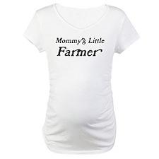 Mommys Little Farmer Shirt