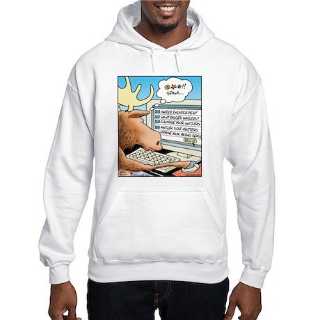 Moose S*X Spam Hooded Sweatshirt