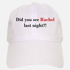 Rachel Fan Baseball Baseball Cap