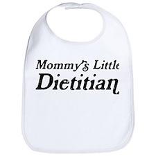 Mommys Little Dietitian Bib