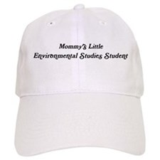 Mommys Little Environmental S Baseball Cap