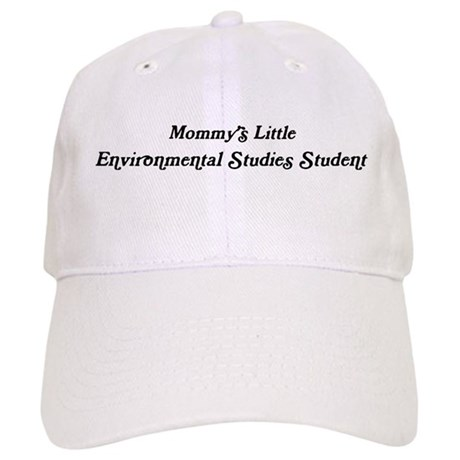 Mommys Little Environmental S Cap