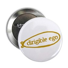 "Dirigible Big (2.25"") Button (10 pack)"
