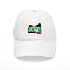 DUVAL AVENUE, STATEN ISLAND, NYC Baseball Cap