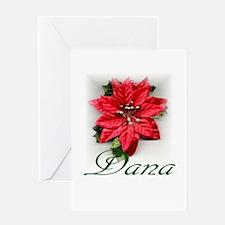 Cute Dana girls Greeting Card