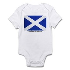 Scotland St Andrews Infant Creeper