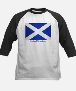 Scotland St Andrews Kids Baseball Jersey