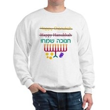 How to Spell Happy Chanukah Jumper