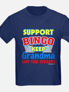 Support Bingo Grandma T