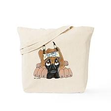 DE Fn Space For Rent Tote Bag