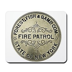 New York Fire Patrol Mousepad