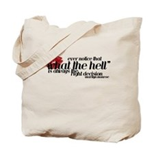 """What The Hell"" - Tote Bag"