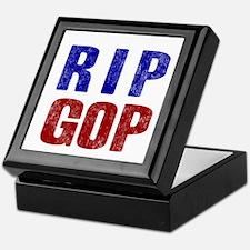 RIP GOP Keepsake Box