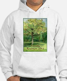 Familly Tree with Shade Hoodie