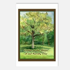 Shade of our Family Tree Postcards (Package of 8)