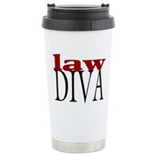 Law Diva Travel Mug
