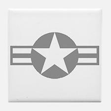 US Aircraft Tile Coaster