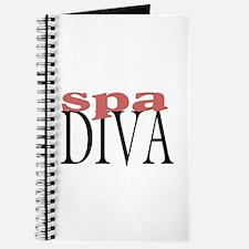 Spa Diva Journal