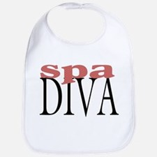 Spa Diva Bib