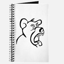 Scream Bear Journal